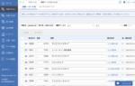 マネーフォワードタブレットの自動仕訳画面(ウェブ版)